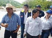 Nuevas obras de protección en el río Cravo Sur en Yopal anunciaron Gobernación y Corporinoquia
