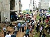 Se suspenderá orden de desalojo a apartamentos ocupados en Torres del Silencio