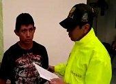 Capturado en Pereira responsable de extorsiones a finquero casanareño