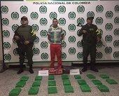 Policía reportó durante el fin de semana la captura de 33 personas en Casanare