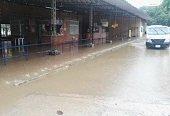 Ceiba realizó jornada de limpieza en la terminal de transportes de Yopal