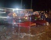Emergencia en Villavicencio por aguacero de anoche
