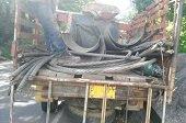 Delincuentes hurtaron cables que sostenían paso elevado del acueducto de Yopal