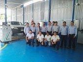 Operarios del CDA Reviautos se certifican como inspectores técnicos de vehículos