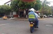 Vuelve restricción al parrillero hombre y a la circulación de vehículos a la Virgen de Manare en Yopal