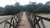 Puente en la vereda La Capilla de Nunchía será reconstruido