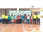 Capturados otros 8 jíbaros que distribuían droga en parques de Yopal