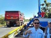 Covioriente instala nuevas básculas para pesaje de vehículos de carga en el corredor vial Yopal - Aguazul