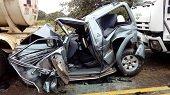 Milagrosamente se salvaron tres personas en accidente de tránsito en la vía Yopal Aguazul