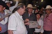 Unisangil recibió reconocimiento de la Alcaldía de Yopal