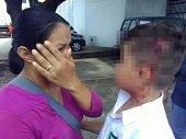 Niño fue atropellado por una moto a la salida del Colegio Manuela Beltrán de Yopal