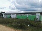 La maleza invade Centro de Desarrollo Infantil construido por el DNP en Yopal