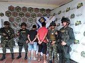 Ejército capturó en Arauca dos sicarios del ELN