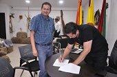 Se posesionó nuevo Registrador Especial de Yopal