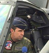 Coronel Ricardo Alfonso Jaramillo nuevo comandante del Grupo Aéreo de Casanare