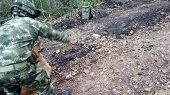 Ejército desactivó artefactos explosivos en cerro Pan de Azúcar de Pisba