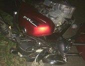 Motociclista murió al chocar con semoviente en Tilodirán