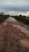 En San Luis de Palenque piden a petrolera Frontera Energy cumplir con mantenimiento de vía