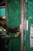 Por ilegales cerrados dos parqueaderos judiciales de Yopal