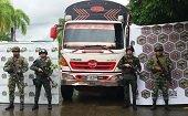 Ejército desactivó artefactos explosivos en Saravena y recuperó vehículo