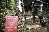 Por falta de apoyo de la Alcaldía, Yopal no se podría certificar como municipio libre de minas