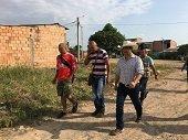 Millonarias inversiones para las vías de Yopal anunció Gobernador Alirio Barrera
