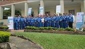 Voluntarios de la Cruz Roja se capacitaron en control de epidemias transmitidas por vectores