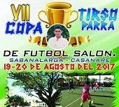 Copa nacional de fútbol de salón en Sabanalarga