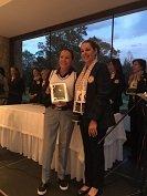 Casanareña obtuvo primer lugar en el torneo de Golf Nacional de Damas Senior