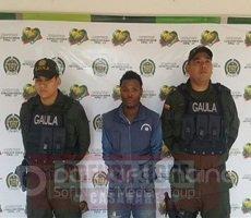 Capturados sujetos por el delito de extorsión agravada consumada