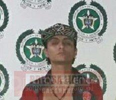 Capturado peligroso delincuente responsable de varios hurtos a  mano armada en Yopal