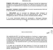 Municipio de Villanueva deberá reintegrar a la Gobernación $600 millones de convenio de vivienda