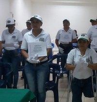 Aguazul cuenta con promotores de seguridad y convivencia ciudadana