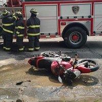 Aumentan casos de accidentes de motociclistas en las calles de Yopal
