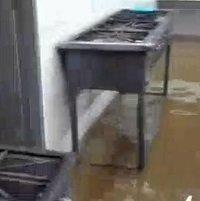 Inundaciones en varios sectores de Yopal. Megacolegio de los Progresos nuevamente afectado