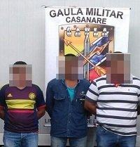 Secuestradores de trabajadores petroleros fueron capturados en Yopal
