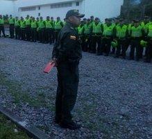 Policía se tomó localidades de Villavicencio para prevenir hechos delictivos