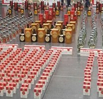 Golpe al contrabando de licores y cigarrillos en Casanare