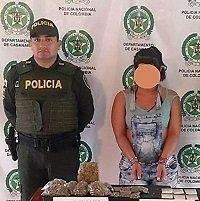 15 personas fueron capturadas en fin de semana en Casanare por la Policía