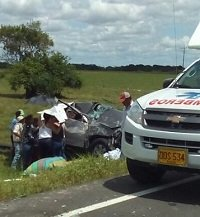 57 muertos en accidentes se han presentado en las vías de Casanare en el 2017