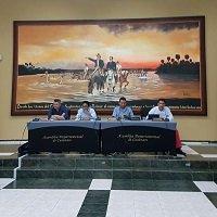 Control político a gabinete de Alirio Barrera en la Asamblea Departamental