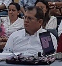 A director de Planeación Departamental Humberto Alirio Martínez le cogió la tarde