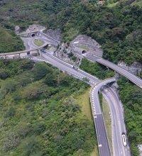Santos entrega hoy nuevas obras de doble calzada en la Villavicencio - Bogotá