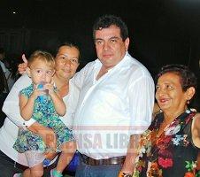 El voto de opinión me favorece enormemente, por eso marcamos la diferencia, Luis Eduardo Castro