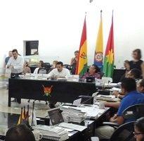 Pasó a sanción de la Alcaldía de Yopal proyecto de Acuerdo de modificación al presupuesto 2017