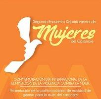 Natalia Ponce de León asiste a presentación de política pública de equidad de género para la mujer casanareña