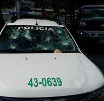 Una persona lesionada y daños a patrulla en cierre a fundación que atendía drogodependientes en Aguazul