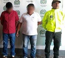 Policía desarticuló banda delincuencial Oasis en el marco de la ruta por la convivencia ciudadana Comunidades seguras y en paz
