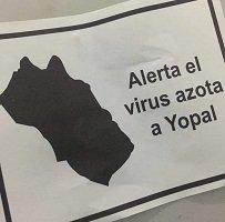 Campaña publicitaria genera confusión sobre inexistente virus en Yopal