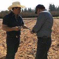 Gobernador Alirio Barrera exploró tecnología agropecuaria y posibilidades de intercambio comercial con Israel